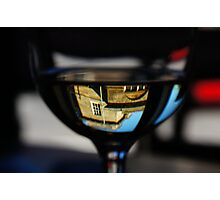 Refraction & Reflection Photographic Print