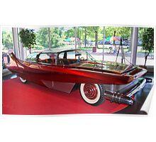 Bobby Darin's 1960 DiDia 150 Custom Car Poster