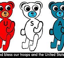 Happy Independence Day, America!!! by Deborah Lazarus