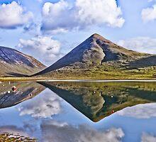 Skye Reflections by derekbeattie
