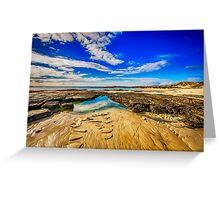 Sanna Bay 3 Ardnamurchan Peninsula Greeting Card