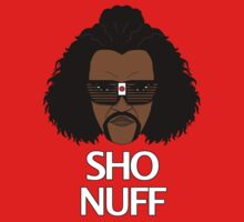 The Sho Nuff! by agliarept