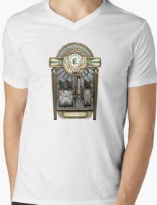 BioShock – Gene Bank Mens V-Neck T-Shirt