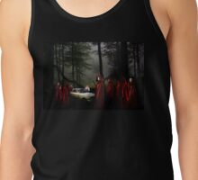 having gone too far into the woods, they were never seen again Tank Top