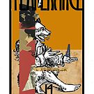 Dada Tarot-Temperance by Peter Simpson