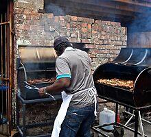 Jerk Chicken BBQ by Melissa Fuller