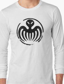 SPECTRE (Black) Long Sleeve T-Shirt