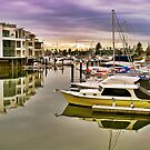 Glenelg Marina by Ali Brown