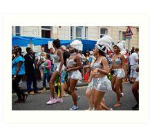 Carnival Group Shot Art Print