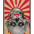 Dada Tarot- Judgement by Peter Simpson