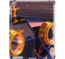 Beautiful Brass iPad Case/Skin
