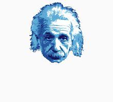 Albert Einstein - Theoretical Physicist - Blue T-Shirt