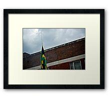 Jamaican Pride Framed Print