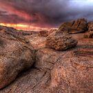 Red Rain by Bob Larson