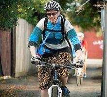 Melburn-Roubaix rider - Corebike by AuroraPhoto