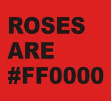 Roses Are #FF0000 by FunniestSayings