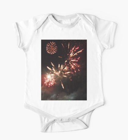 Baby your a Firework... One Piece - Short Sleeve