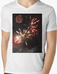 Baby your a Firework... Mens V-Neck T-Shirt