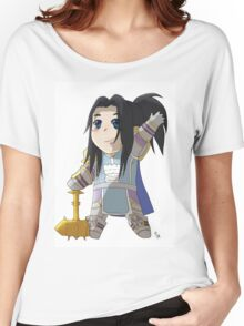 Chibi Paladin Women's Relaxed Fit T-Shirt