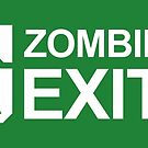 Zombie Exit by byway