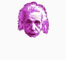 Albert Einstein - Theoretical Physicist - Pink Unisex T-Shirt