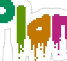 ill Planet  V2 Sticker