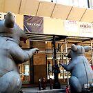 Rats by nadinecreates