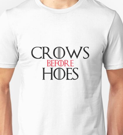 Crows Before Heos Unisex T-Shirt
