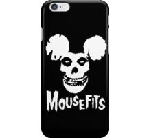 I Want Your Cheese! Mousefits Logo iPhone Case/Skin