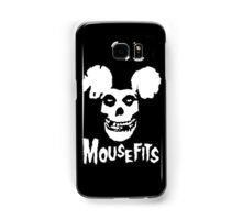 I Want Your Cheese! Mousefits Logo Samsung Galaxy Case/Skin