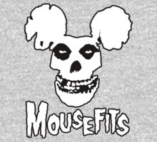 I Want Your Cheese! Mousefits Logo One Piece - Long Sleeve