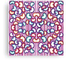 Frijoles Saltarines Mexicanos Canvas Print