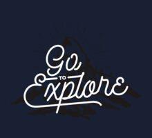 Go To Explore One Piece - Short Sleeve
