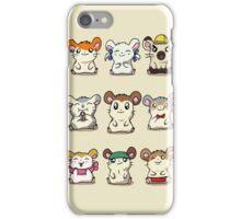 Ham-Hams iPhone Case/Skin