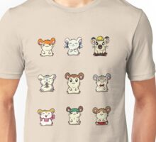 Ham-Hams Unisex T-Shirt
