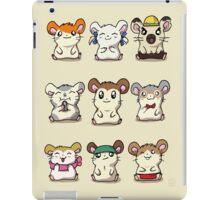 Ham-Hams iPad Case/Skin