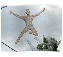 Sky Sculpture VI Poster