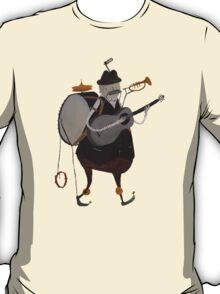 One Man Band Machine T-Shirt