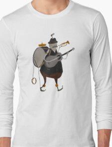 One Man Band Machine Long Sleeve T-Shirt