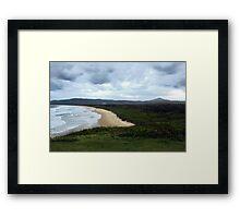 Moonee Beach Framed Print
