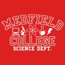 Medfield College Science Dept. by jcthomason
