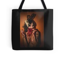 Run, Rabbit Run Tote Bag