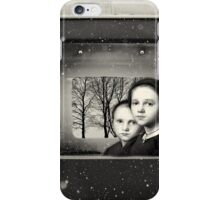 Unaccompanied iPhone Case/Skin