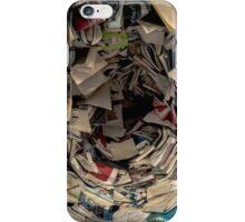 Book Vortex iPhone Case/Skin