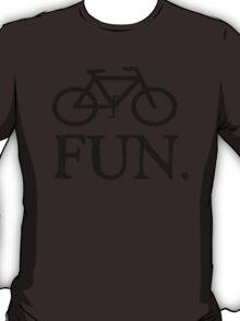 Bicycle Fun. T-Shirt