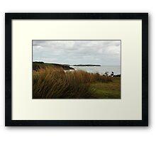 Woolgoolga Headland Framed Print