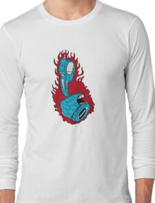 Screaming Piston  Long Sleeve T-Shirt