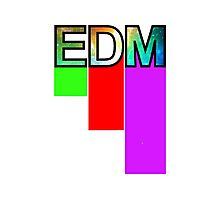 EDM Photographic Print