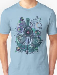 Stylized Music Poster 2 T-Shirt
