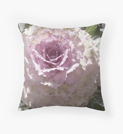 Edible Beauty. Throw Pillow